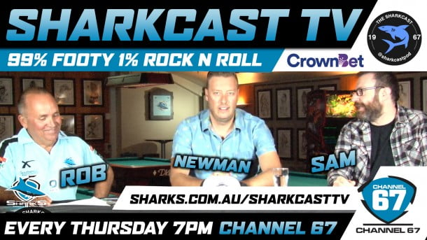Commercialising Fan Generated Content #SharkCastTV