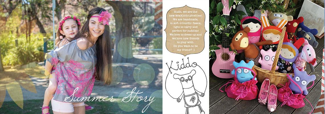 Summer Story Maya May Collection