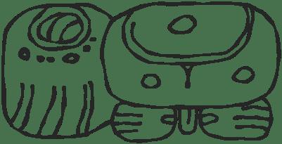 phonetic maya writting for jaguar
