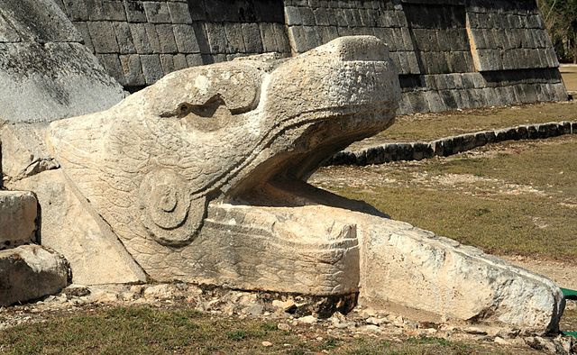 Maya Deity kukulkan