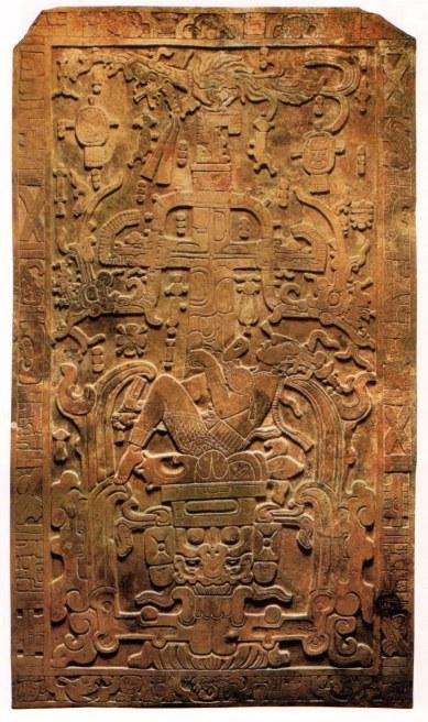 Palenque sarcophagus