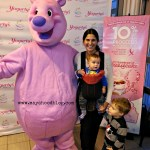 Help support Canadian Breast Cancer & enjoy some free Froyo this month at Yogurty's
