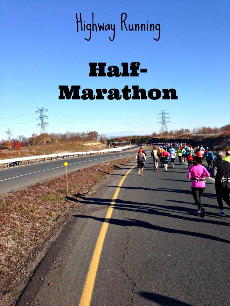 half marathon highway