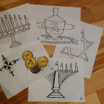 Hanukkah Arts and Crafts Activities In a Box