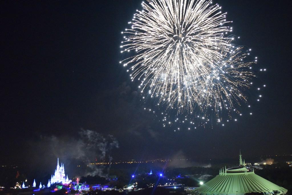 WDW Fireworks