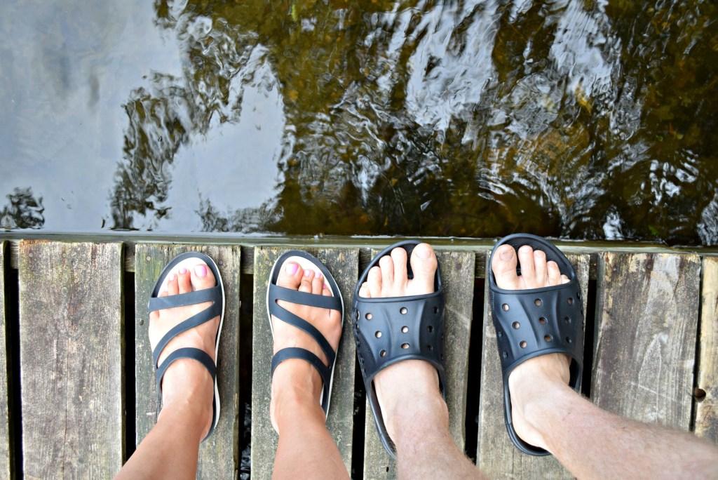 marks crocs men and women