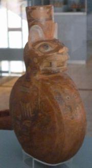 museo arqueologico Huaraz 21