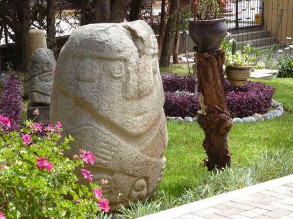 museo arqueologico Huaraz 34