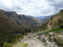 Santa cruz 1 colcabamba debut trek