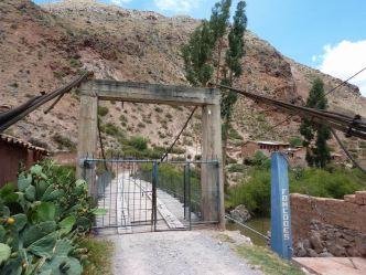 urubamba salineras entree pont
