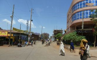 Gondar Rues Lac Tana 5 hotels