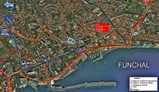 Madere Funchal Bus urbain