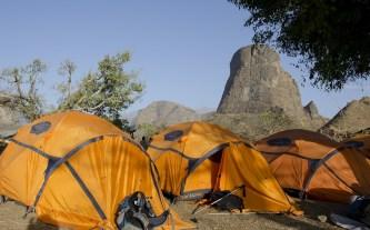 Simien 17 Mulit Campsite Tentes