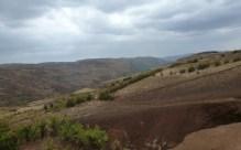 Simien 4 Plateau Geech vue sud