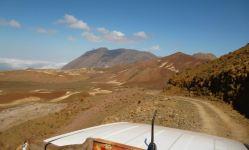 CaboVerde2013-A-02 Tarrafal Piste descente Tope Coroa