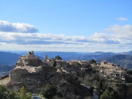 Espagne - Siurana suspendida