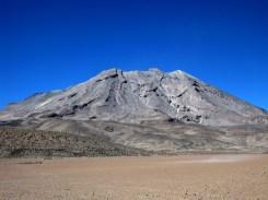 Peru volcan ubinas avant le 11-09