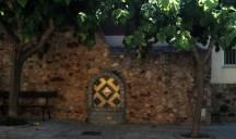 2014-07-12 Ruta dels Refugis (1) Vilaplana Fontaine derriere
