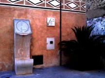 2014-07-12 Ruta dels Refugis (1) Vilaplana Fontaine eglise
