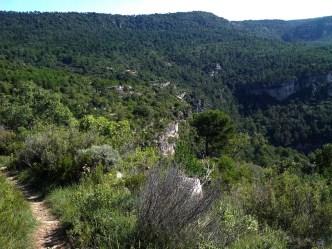 2014-07-12 Ruta dels Refugis (141) Cami Ca la Susagna 1
