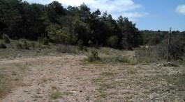 2014-07-12 Ruta dels Refugis (46) Plateau Motllats Panneau Font Nova tarie
