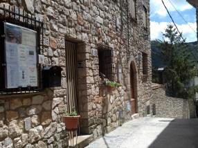 2014-07-12 Ruta dels Refugis (55) Capafonts Ca la Teresa Resto