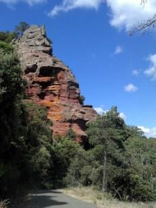 2014-07-12 Ruta dels Refugis (63) Roca dels Corbs