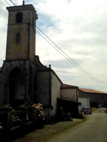 Camino Primitivo Mayake 16 Valsera Eglise