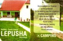 Carte Bujtina Lepusha Lepushe 1