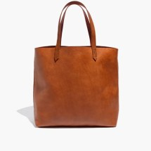 Brown Madewell Tote Bag