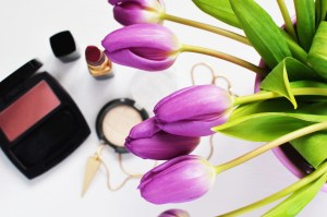 Makeup and Flowers