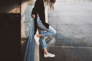Fashionable Street Chic Outfit