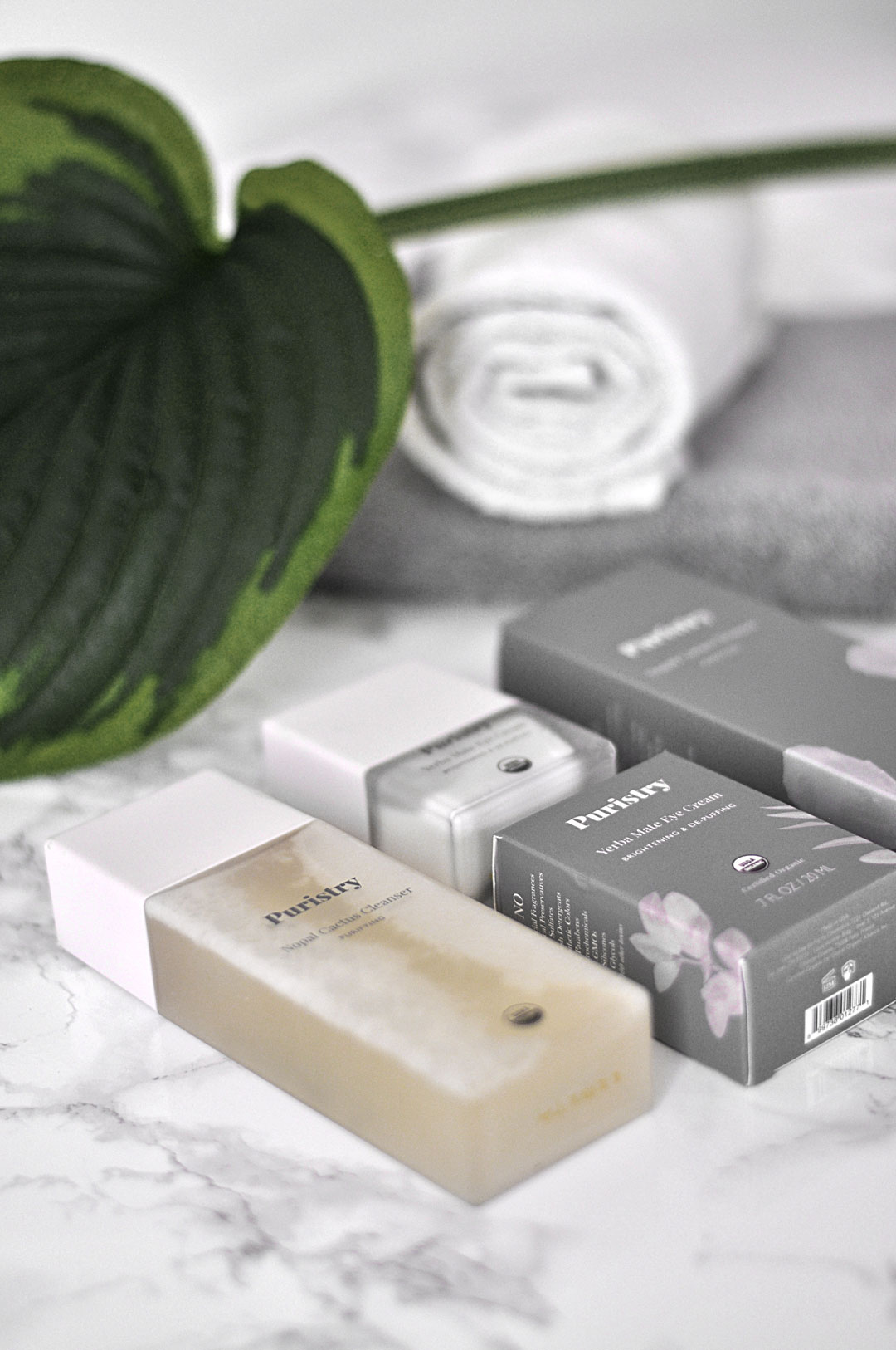 Say goodbye to huge pores, fine lines and wrinkles, dark circles, puffiness, and blemishes. The Puristry skincare line is your ticket to glowing skin.