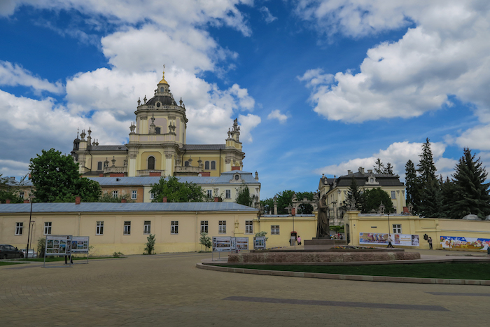 St. George's Cathedral Lviv