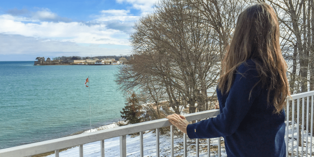 Winter Weekend in Niagara-on-the-Lake