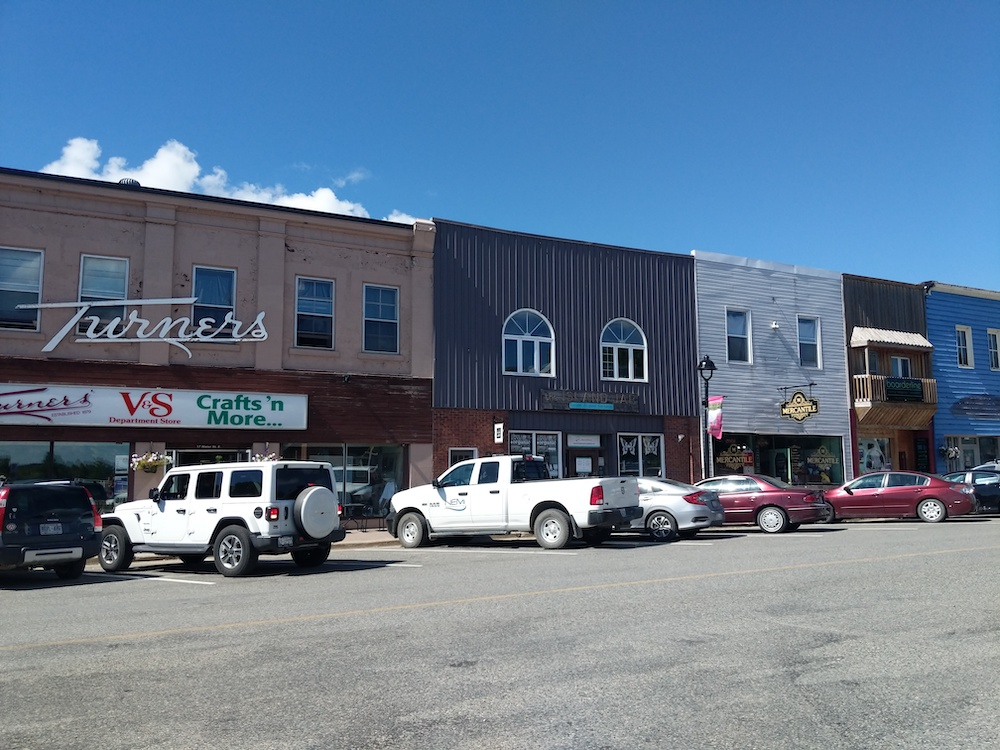 Downtown Little Current