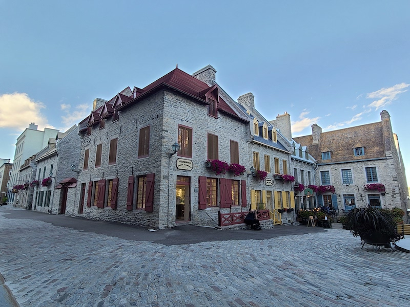 Old-Town-Square-Quebec-City
