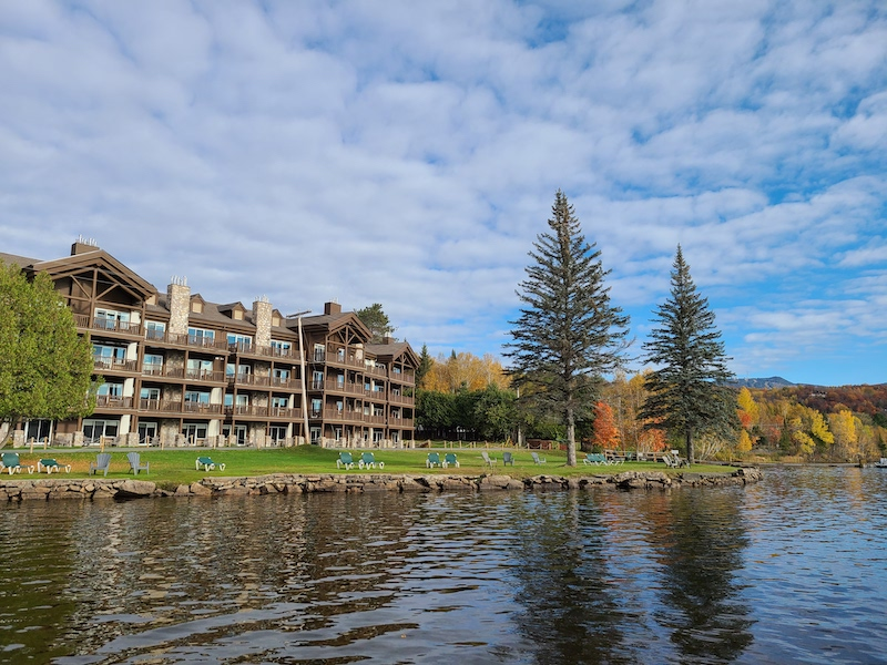 where to stay in mont tremblant