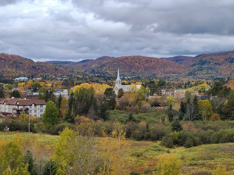 small towns quebec