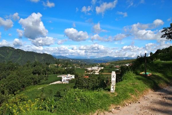 landscape mayan threads
