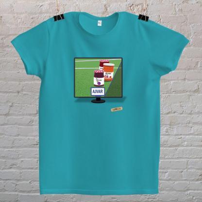 ajvar var tehnologija u nogometu