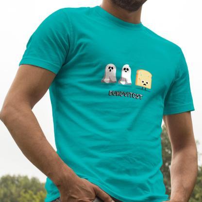 Duhovitost saljiva majica covjek ju nosi