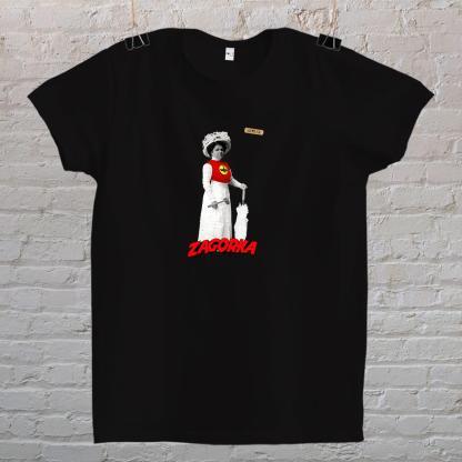 zagorka mayara majica s marijom jurić zagorkom crna