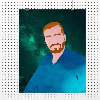minimalizam portret