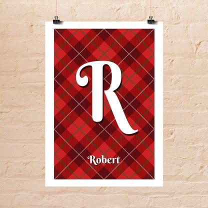 škotski uzorak