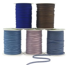 Thin Woven Ribbon