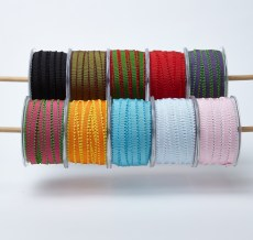 Picot Edge Grosgrain Ribbon