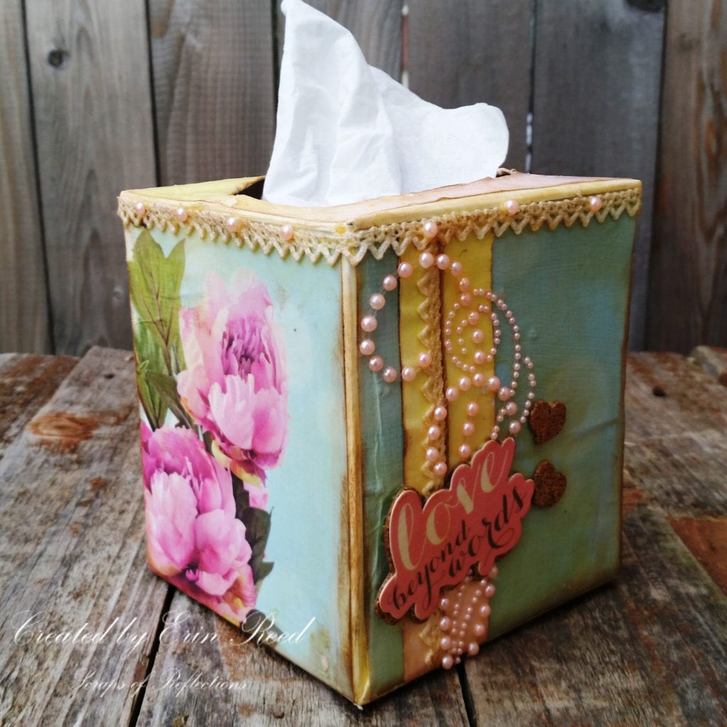 Elegant Tissue Box