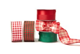 Country Christmas Assortment, 5 Yard Rolls