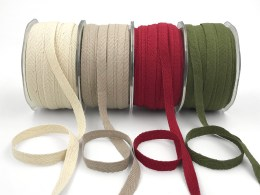 """3/8"""" twill cotton ribbons"""